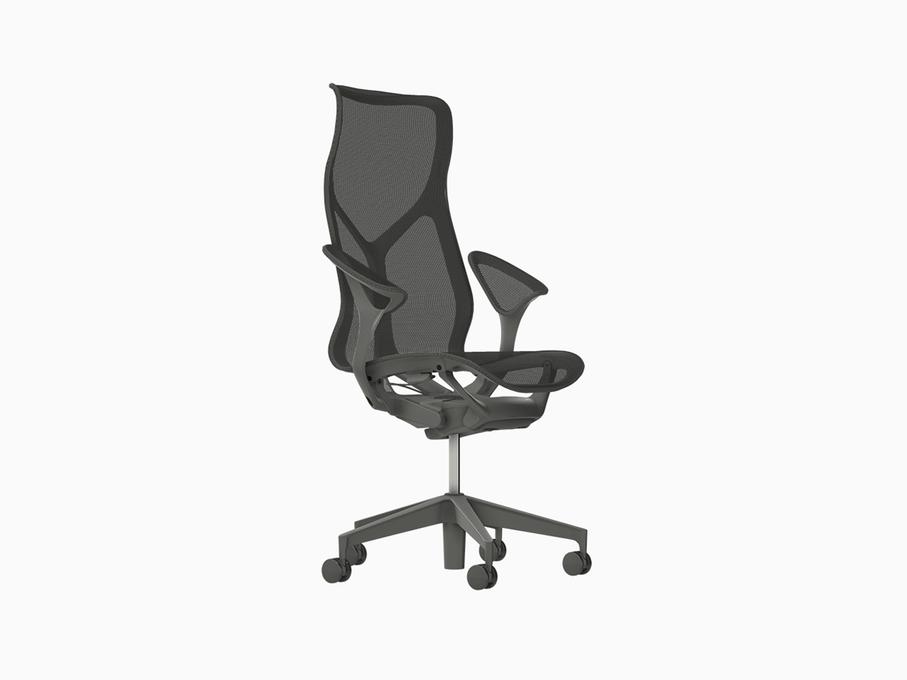 Cadeira-Cosm-Alta-com-Leaf-Arms-Carbono