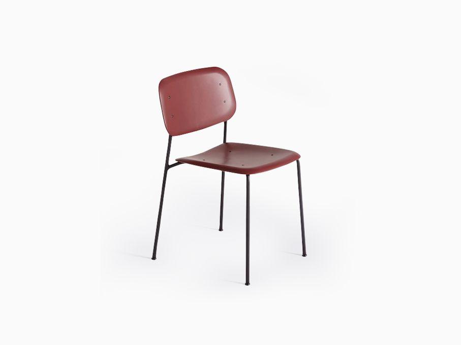 Cadeira-Soft-Edge-10---Vermelha