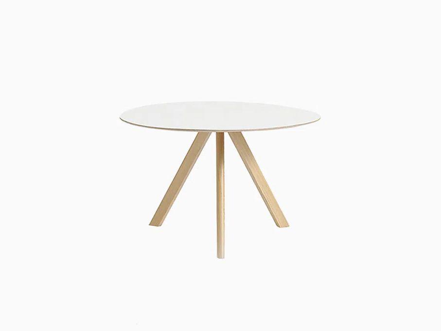 Mesa-Copenhague-Jantar-Redonda-120cm-Off-White