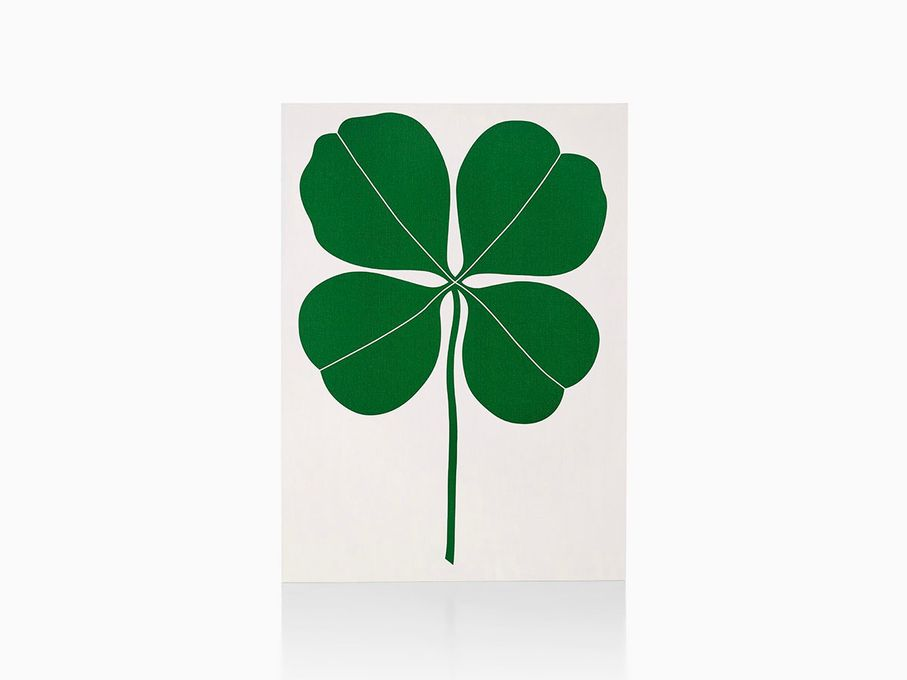 Painel-Girard-Four-Leaf-Clover